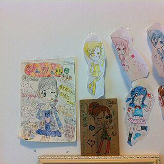 女性家族暮らし4LDK、愛玩2号に関するusataro27さんの実例写真