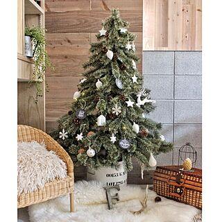 玄関/入り口/クリスマス/インスタ→@akanemall/Urban Outfitters/クリスマスツリー...などのインテリア実例 - 2016-11-23 22:32:14