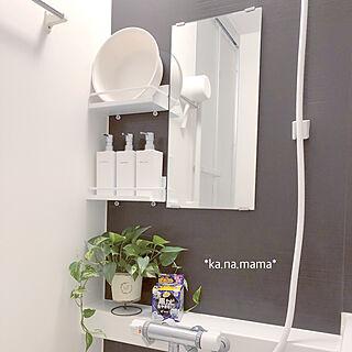 らくハピ/予防掃除/防カビ/除菌/お風呂...などのインテリア実例 - 2021-06-16 22:52:27