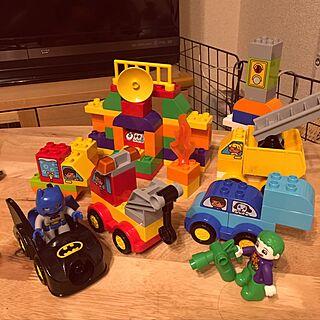 机/子供おもちゃ/LEGOのインテリア実例 - 2016-11-16 02:38:05