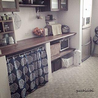 女性家族暮らし4LDK、好きなお菓子に関するpuchicchiさんの実例写真