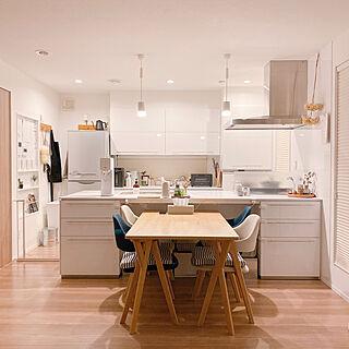 i-smart/一条工務店/白い家/こどもと暮らす/シンプルな暮らし...などのインテリア実例 - 2021-05-10 11:59:14