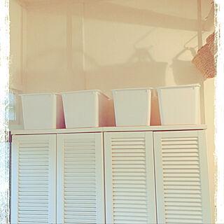 玄関/入り口/漆喰壁DIY/セリア/いいね、フォロー本当に感謝です♡/断捨離...などのインテリア実例 - 2018-06-23 03:24:30