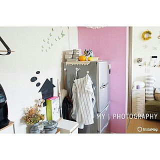 壁デコの人気の写真(RoomNo.834133)
