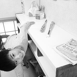 机/DIY/ワトコオイル/IKEA/端材 DIY...などのインテリア実例 - 2016-04-12 14:58:23