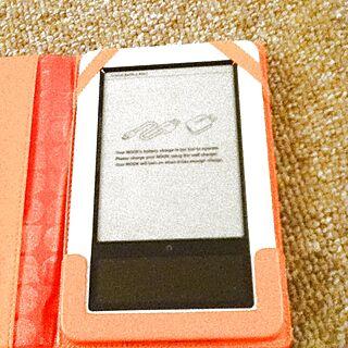 、Kindleに関するscabcatsさんの実例写真