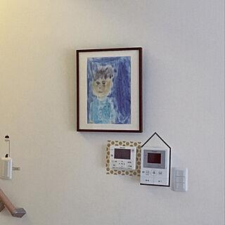 女性家族暮らし4LDK、全体像に関するyuikonaさんの実例写真