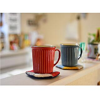 キッチン/morning coffee/プチプラで楽しむ/プチプラ雑貨/プチプラ...などのインテリア実例 - 2018-02-09 07:04:05