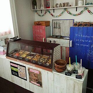 女性家族暮らし、プレ企画準備中…に関するchocolate-cafeさんの実例写真