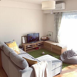 IKEA/収納/リメイク/ソファベッド/カラフルな部屋...などのインテリア実例 - 2020-02-24 16:07:34