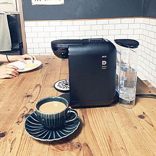 机/おうちカフェ/コーヒーメーカー/DRIP POD/足場板...などのインテリア実例 - 2019-06-03 19:21:47