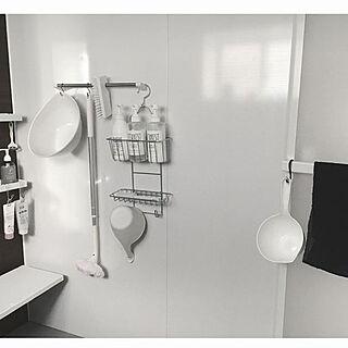 女性35歳の家族暮らし、風呂掃除に関するhanataroさんの実例写真