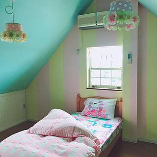 、の「ベッド周り」についてのインテリア実例