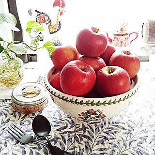 女性家族暮らし、ワインテーブルに関するbonobono54さんの実例写真