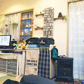 女性32歳の家族暮らし3LDK、同じような写真ですみません。に関するasa.haruaoさんの実例写真