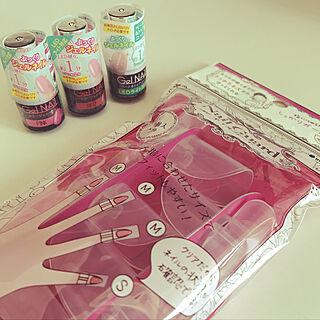 家族暮らし4LDK、セリア新商品に関するkotatsunekoさんの実例写真