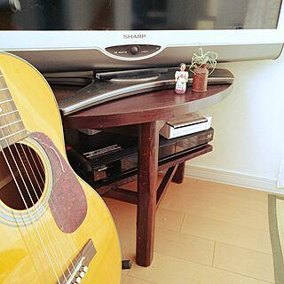 リビング/DIY/ギター/さびさび雑貨/男前...などのインテリア実例 - 2016-03-19 11:34:15
