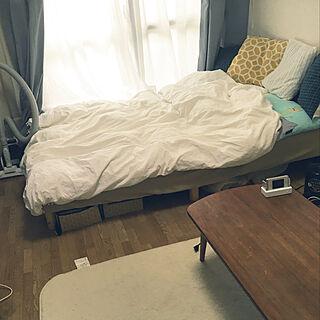 女性一人暮らし1K、6畳に関する0129Mouseさんの実例写真