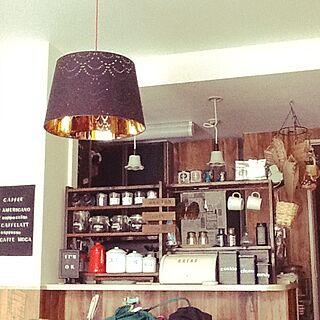 部屋全体/DIY/リメイク/男前/壁紙屋本舗さん...などのインテリア実例 - 2014-10-27 13:45:24