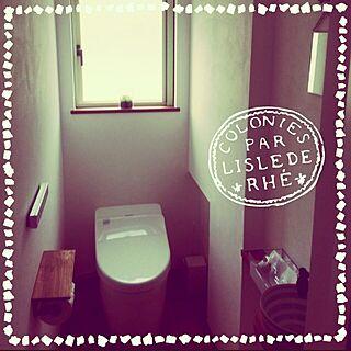 バス/トイレ/手洗い鉢/漆喰の壁のインテリア実例 - 2014-03-04 14:26:59