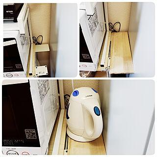 キッチン/100均/DIY/雑貨/収納アイデア...などのインテリア実例 - 2021-03-15 21:39:04