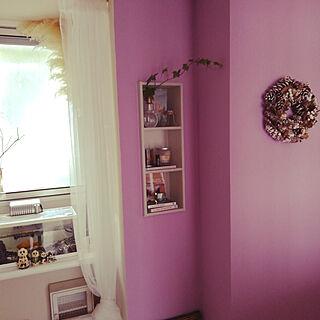 女性家族暮らし3LDK、IKEA 雑貨に関するmiyururu926さんの実例写真