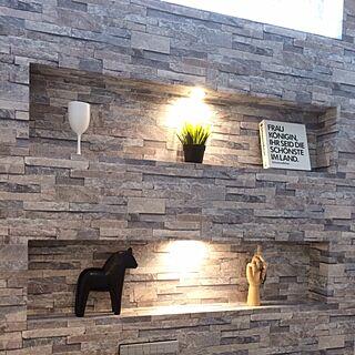 バス/トイレ/観葉植物/照明/mon・o・tone/IKEA...などのインテリア実例 - 2014-03-23 18:10:35