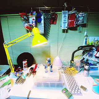 IKEAオディリス/ライティングデスク/おうち撮影クエスト/机/IKEAテルティアルのインテリア実例 - 2021-04-05 20:53:03