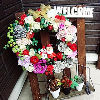 女性家族暮らし3LDK、ウェルカムボード 結婚式に関するK-JMRRさんの実例写真