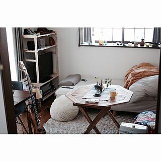 ベッド周り/雑貨/シンプル/ベース/無印良品...などのインテリア実例 - 2016-01-30 17:59:55
