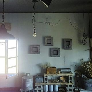 女性家族暮らし、廃材に関するreksさんの実例写真