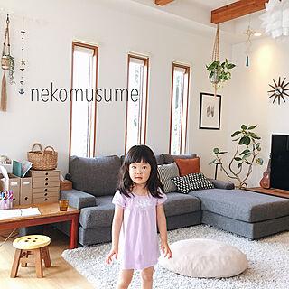 ニトリのカーテンの人気の写真(RoomNo.2960812)
