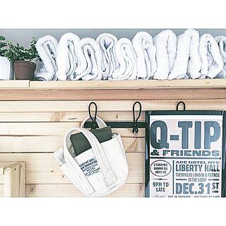 壁/天井/タオル/ACE HOTEL/JS ファニチャー/DIY...などのインテリア実例 - 2015-06-08 21:32:21