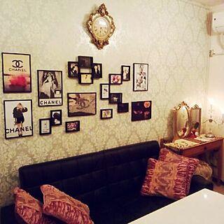 女性36歳の、Lounge Macが、ある部屋がみたい!に関するSERAROIさんの実例写真