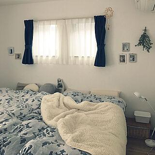女性35歳の家族暮らし3LDK、白い家に関するyxyxyxnさんの実例写真