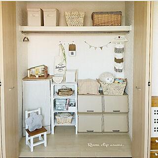 女性33歳の家族暮らし4LDK、山善おうちスッキリプロジェクトに関するasami.さんの実例写真