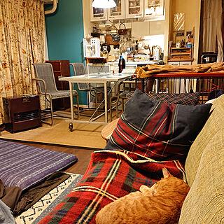女性52歳の家族暮らし4LDK、私の部屋に関するokyosan101さんの実例写真