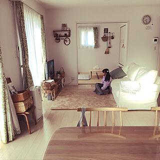 女性41歳の4LDK、お気に入りの眺めに関するnatsuさんの実例写真
