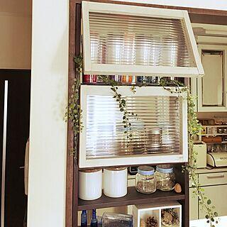 キッチン/ハーブティー/ハンドメイド/カフェ風/DIY...などのインテリア実例 - 2016-02-13 10:08:51