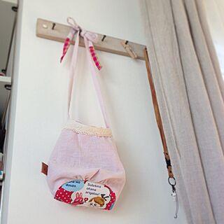 女性家族暮らし3LDK、委託品に関するNanaさんの実例写真
