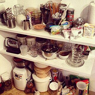 女性34歳の家族暮らし1LDK、tablewareに関するKatsuraさんの実例写真