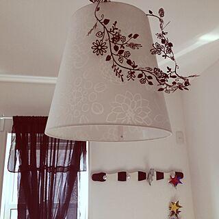 ベッド周り/3coios/IKEA/雑貨/照明 ikea...などのインテリア実例 - 2014-02-01 11:18:20
