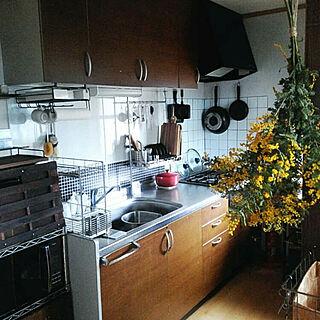 女性家族暮らし3LDK、ケユカに関するacoacoさんの実例写真
