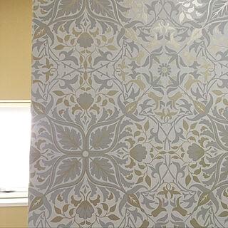 ウィリアムモリスの壁紙/壁/天井のインテリア実例 - 2019-04-27 10:36:45