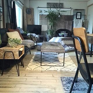女性家族暮らし3LDK、パーテーション裏側リメイクに関するkei.hiroro2さんの実例写真