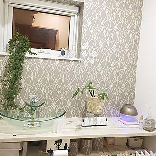 女性47歳の家族暮らし4LDK、空気洗浄器に関するmegu.catさんの実例写真