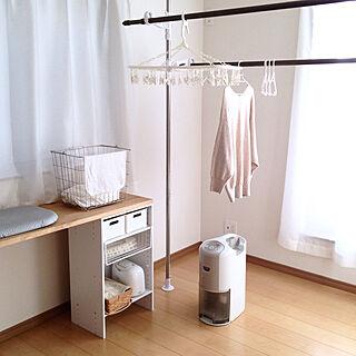 女性家族暮らし4LDK、掃除しやすい家に関するsweetcloudさんの実例写真