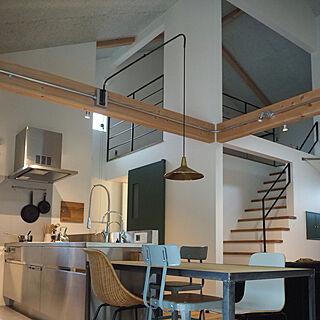 2階リビングの人気の写真(RoomNo.2866629)