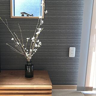 女性家族暮らし3LDK、彼岸桜 ❁に関するrananaさんの実例写真