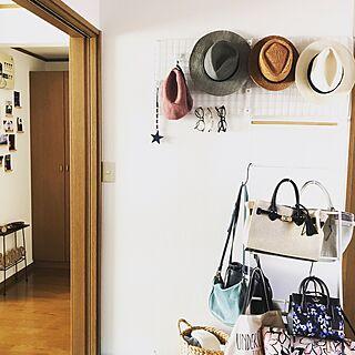 女性36歳の一人暮らし1LDK、週末お部屋作りに関するyukkki0610さんの実例写真